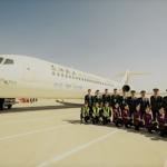 Флот Tianjiao Airlines пополнил еще один борт ARJ-21 700